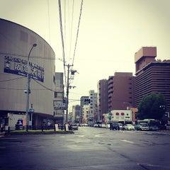 Photo taken at 四条大宮交差点 by Neet on 7/5/2014