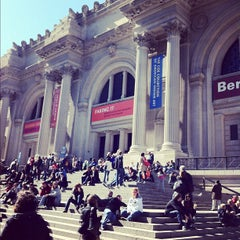 Photo taken at The Metropolitan Museum of Art by Kate T. on 10/13/2012