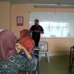 Photo taken at Unitar International University, Bandar Sunway by Christine A. on 5/10/2013
