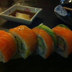 Photo taken at Miyabi by Daniela H. on 3/26/2013