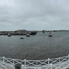 Photo taken at Hy-Line Cruises Ferry Dock (Nantucket) by Trevor A. on 10/3/2014