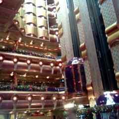 Photo taken at Carnival Freedom by Joshua W. on 12/23/2012