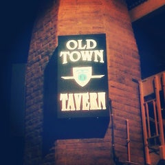 Photo taken at Old Town Tavern by Cristopher on 4/22/2013