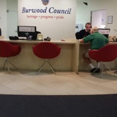 Photo taken at Burwood City Council by J.Z on 3/27/2014