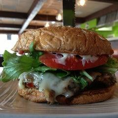 Photo taken at Liberty Burger by AlmostVeggies.com on 5/10/2013