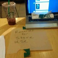 Photo taken at Starbucks by Jaimes L. on 12/5/2012