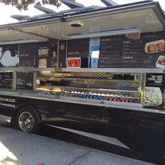 Photo taken at Komodo Food Truck by Ruth N. on 4/17/2014