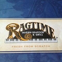 Photo taken at Ragtime Tavern by Gary P. on 3/22/2013