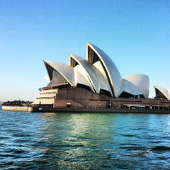 Photo taken at Sydney Opera House by Navanga W. on 5/6/2013