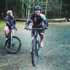 Photo taken at Duthie Hill Mountain Bike Park by snowygrl on 2/16/2013