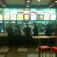 Photo taken at KFC by Владислав С. on 11/26/2012