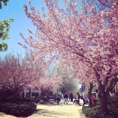 Photo taken at Enterprise Hall - George Mason University by Lauren W. on 4/21/2014