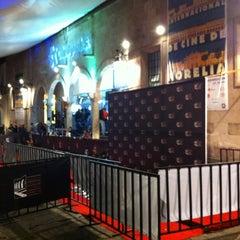 Photo taken at 10mo Festival Internacional de Cine de Morelia by Alx jff on 11/7/2012