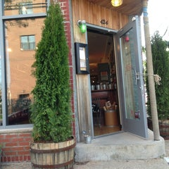 Photo taken at Dry Dock Wine & Spirits by David K. on 6/21/2013