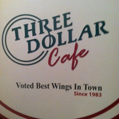 Photo taken at Three Dollar Cafe by Merritt M. on 1/20/2013