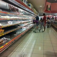 Photo taken at Supermercados Líder by Alexandre B. on 5/2/2013