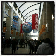 Photo taken at McCormick Place by Joe M. on 2/9/2013