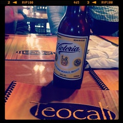 Photo taken at Teocali Mexican Restaurant & Cantina by Thomas C. on 4/6/2014