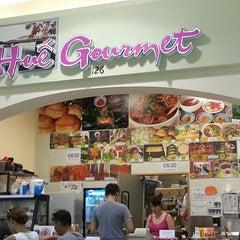 Photo taken at Hue Gourmet by N L. on 8/4/2013