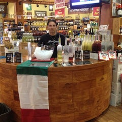 Photo taken at Stew Leonard's Wines by efoticulture on 5/19/2013