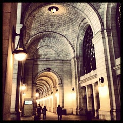 Photo taken at Union Station by Katie L. on 5/4/2013