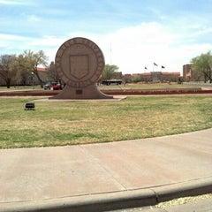 Photo taken at Texas Tech University by Kandis F. on 4/5/2013