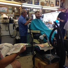 Photo taken at Joe's Barbershop Chicago by Aaron C. on 8/29/2014