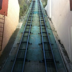 Photo taken at Funicular Panorámico by Victor R P. on 11/18/2012