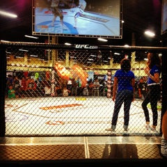 Photo taken at UFC Fan Expo by frank m. on 7/6/2013