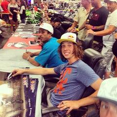Photo taken at Langston Motorsports by frank m. on 8/24/2013
