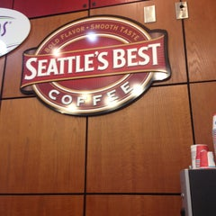 Photo taken at Seattle's Best Coffee by Giselle on 6/8/2013
