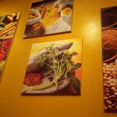 Photo taken at Spice Xing by Jaimin B. on 12/22/2012