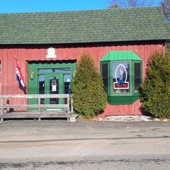 Photo taken at Redneck Bistro BBQ & Grill by Tim R. on 4/9/2014