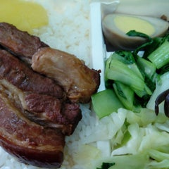 Photo taken at Dang Dee Fast Food by June Carl M. on 3/20/2015