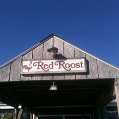 Photo taken at Red Roost by Erica F. on 9/22/2013