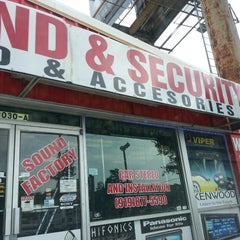 Photo taken at Super Sound And Security by DC B. on 4/17/2013