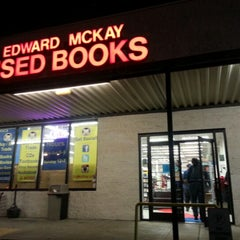 Photo taken at Edward McKay Used Books & More by DC B. on 2/9/2013