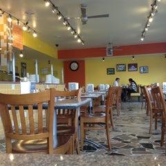 Photo taken at Viva Las Arepas by Katrina M. on 1/24/2013