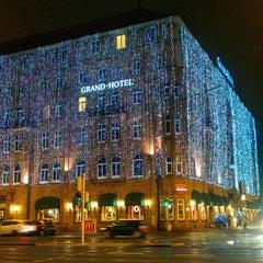 Das Foto wurde bei Le Méridien Grand Hotel Nürnberg von Gregarious N. am 12/7/2014 aufgenommen