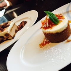 Photo taken at Vivace Italian Restaurant by Pravin R. on 3/7/2015