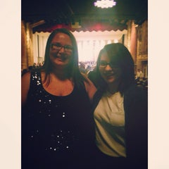 Photo taken at Victory Theatre by Alee H. on 5/18/2014