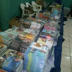 Photo taken at Igreja da Paz by Debney Mota on 10/25/2012