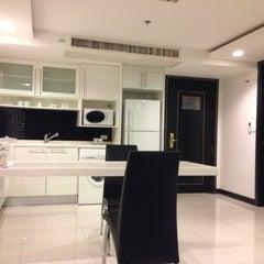 Photo taken at Amari Nova Suites Pattaya by Amy ^. on 3/8/2014