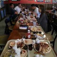Photo taken at Big Al's Smokehouse BBQ by Jasmine L. on 6/2/2013