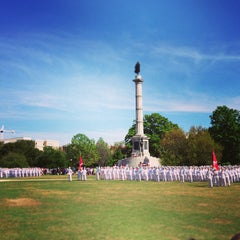 Photo taken at Marion Square by Jeremy B. on 4/13/2013