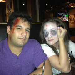 Photo taken at Vitale's Pizzeria & Lounge by Dom on 10/26/2012