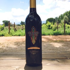 Photo taken at The Winery at Holy Cross Abbey by Josiah F. on 7/4/2015