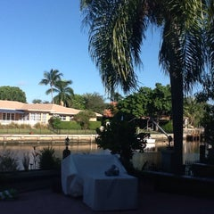 Photo taken at Boca Raton, FL by Morton L. on 10/4/2015