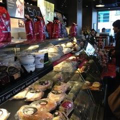 Photo taken at Starbucks by Gill G. on 12/7/2012