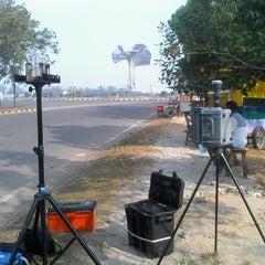 Photo taken at Jakabaring Sport City (JSC) by ady k. on 9/30/2014